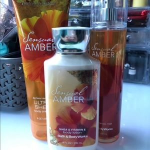 Bath & Body Works Sensual Amber
